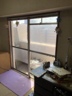 引違い窓 カバー工法